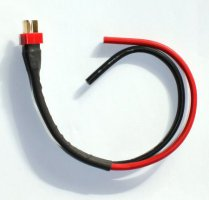 Lipo connetion cable DEANS