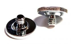Tripod screw Alu