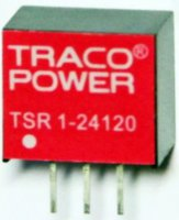 DC/DC - regulator TSR1-24120 SIP3 (12V)