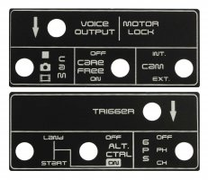 MK front plates for MC-32 (Version 1)