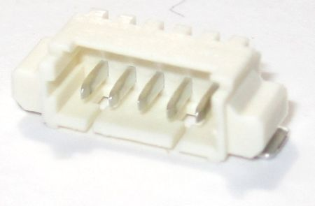 Molex connetor 5pol SMD - Click Image to Close